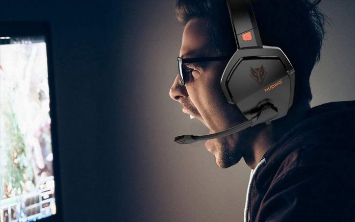 photo d'un casque gamer