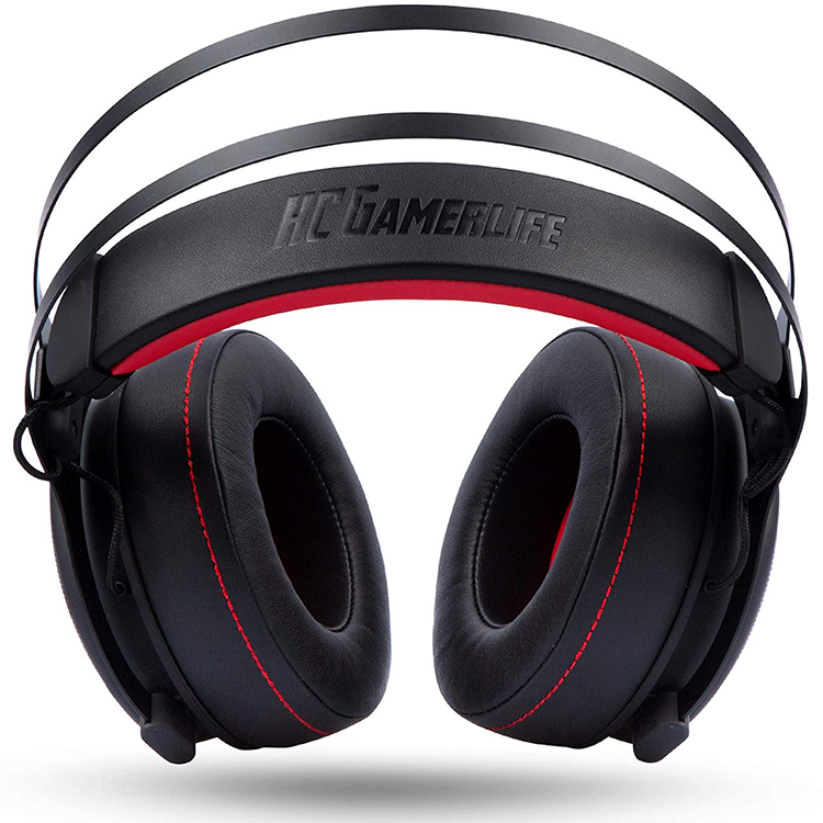 photo casque gamer sans fil